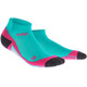 cep Low Cut Socks Women lagoon/pink